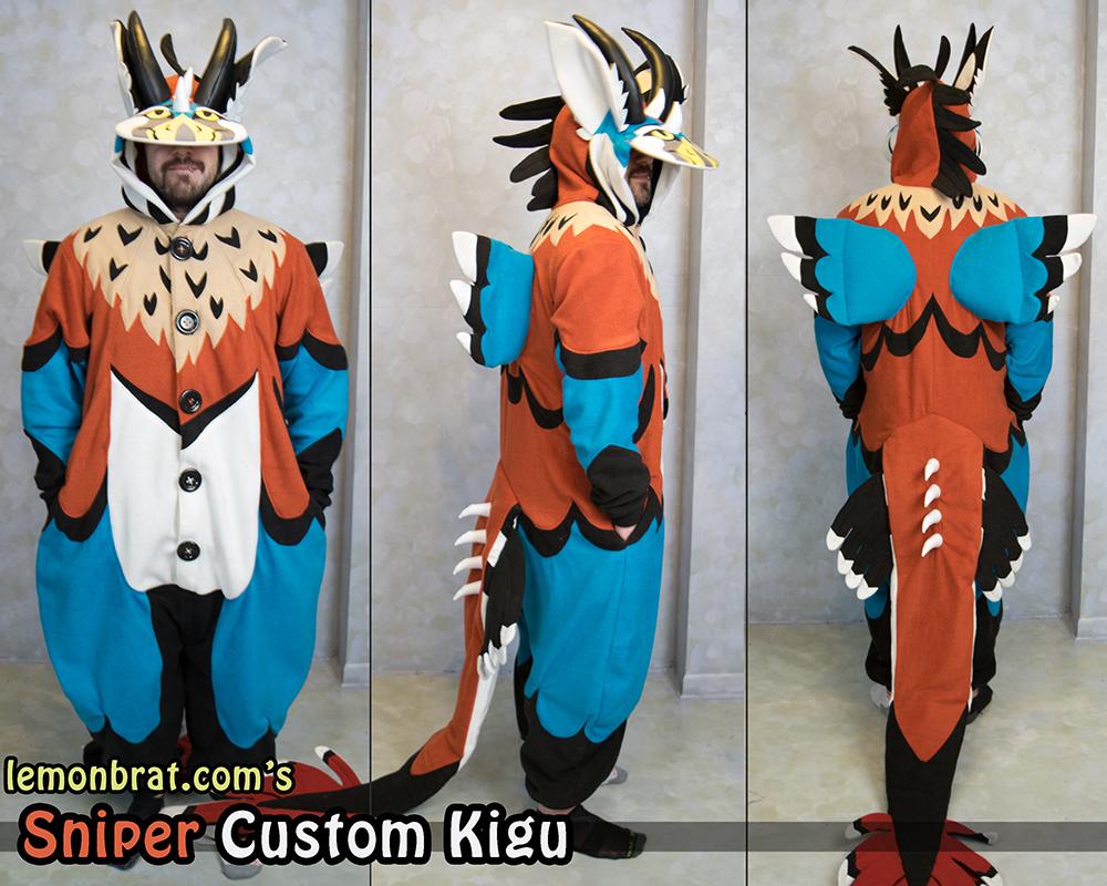 Sniper Custom Kigu