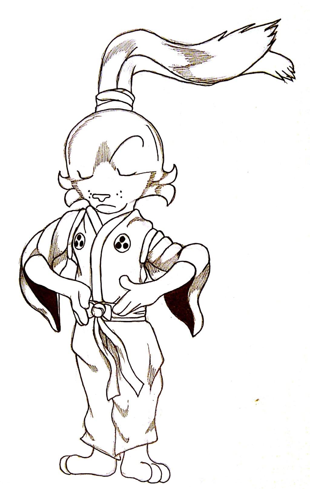 Most recent image: Usagi Miyamoto