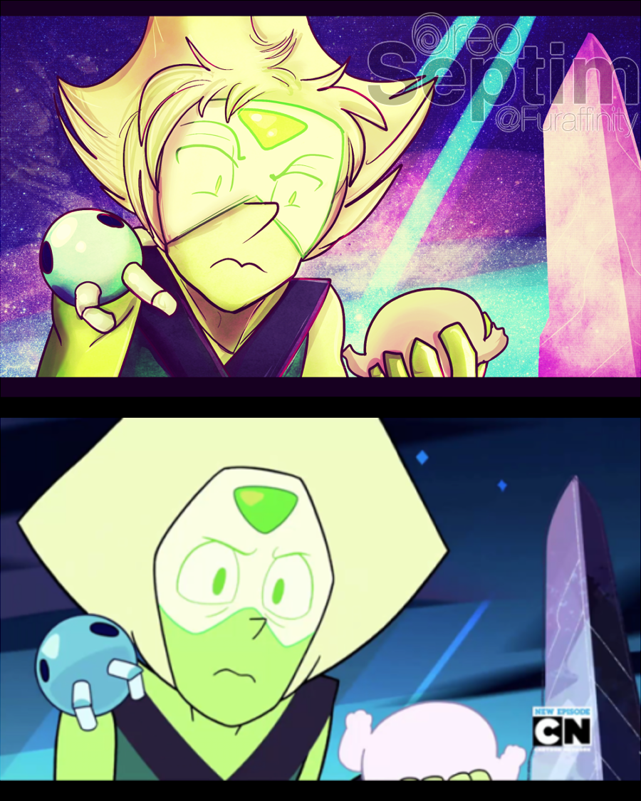 Peridot Screenshot Redraw