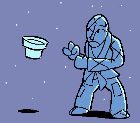 Karate Man Sawk