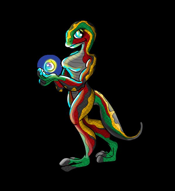 OC Request - Gecko