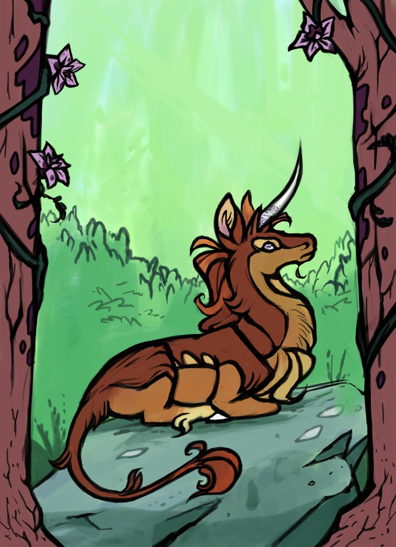 Elk Princess