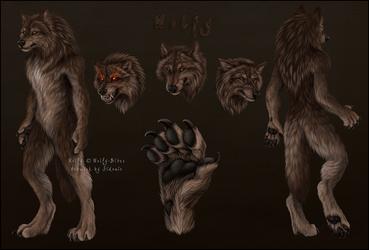 Wolfy Reference Sheet