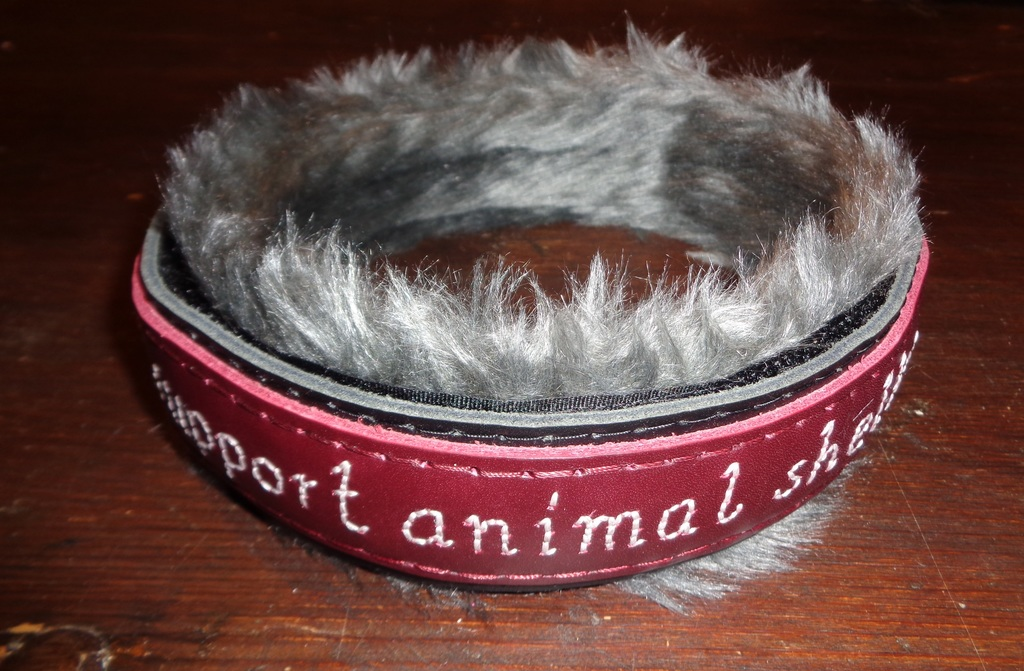 Info- Video: Removable fur pad for Collar