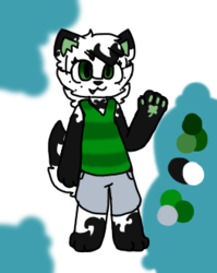 Bailey (reference sheet)