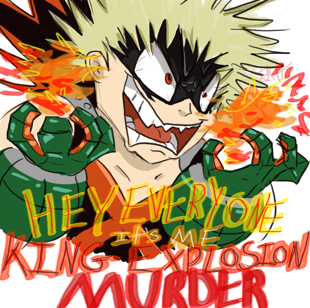 king explosion murder