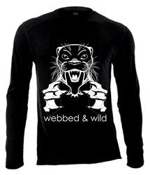 Webbed and wild (really wild)