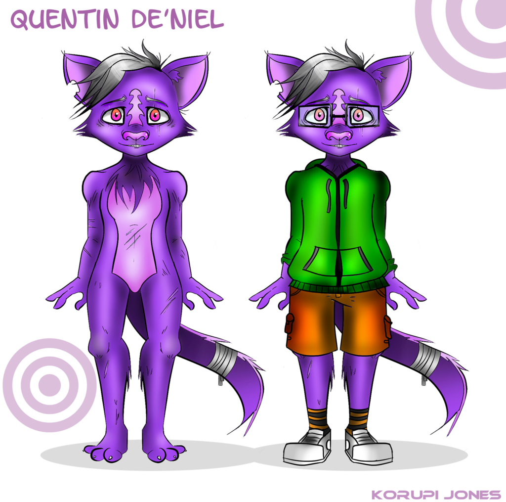 Quentin Reference Sheet