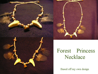 Forest Princess Necklace