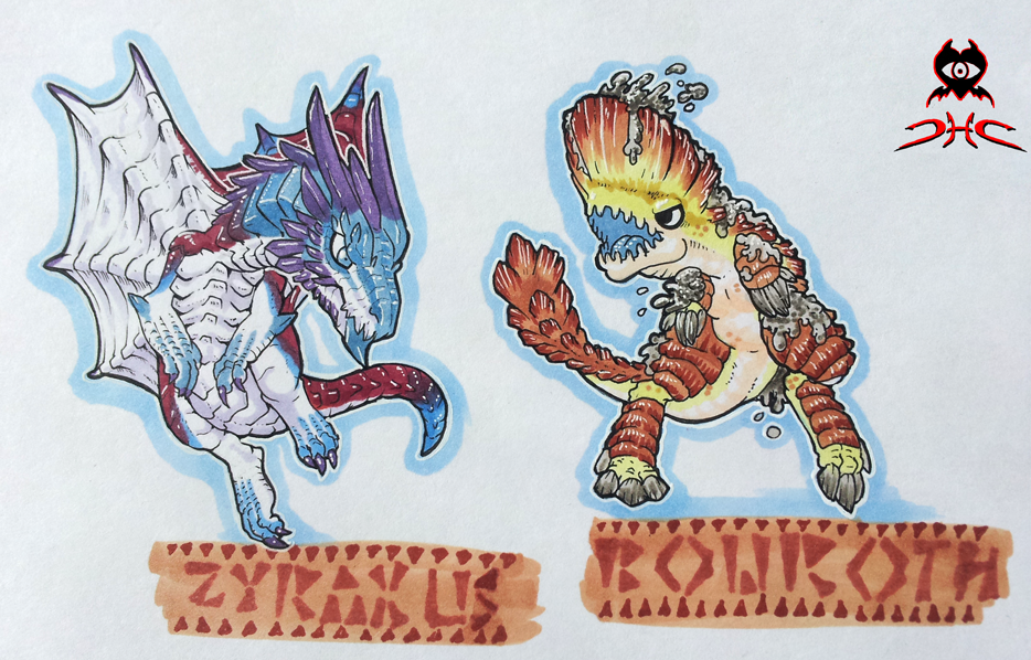 more monhun badges