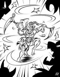 Crescent Demon Clash