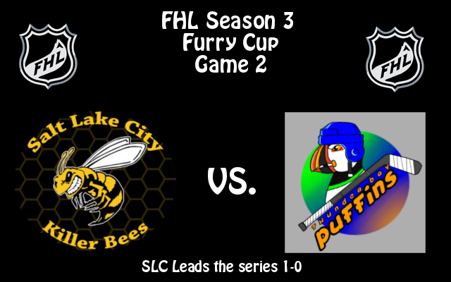 FHL SEASON 3 FURRY CUP GAME 2