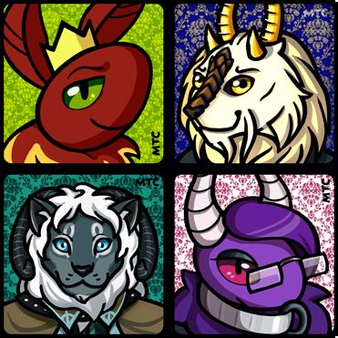 Bold Icons #1