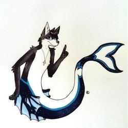 Some Merwolf Fan Art
