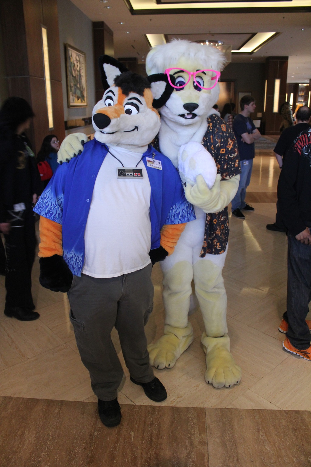 Most recent image: Texas Furry Fiesta 2014 fursuit pic