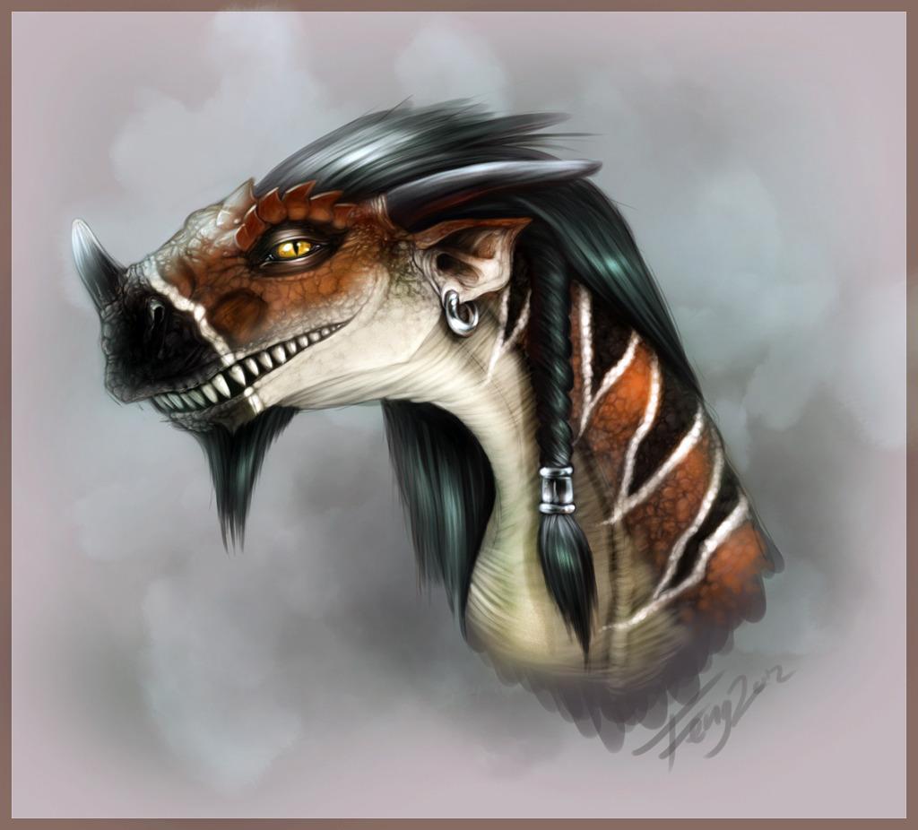 Raptor Ava Icon
