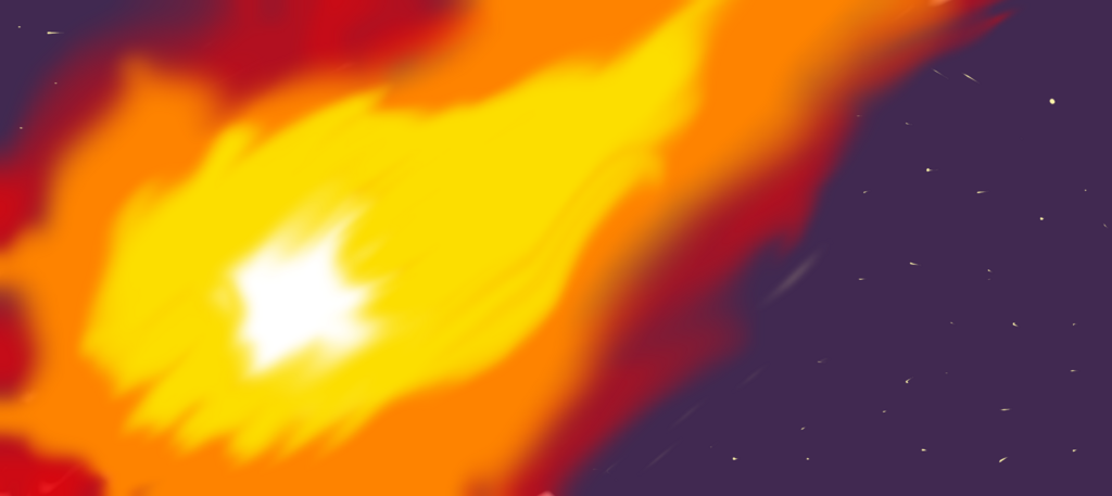 Most recent image: GREAT BALL OF FIRE