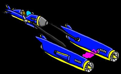 Tornado Podracer