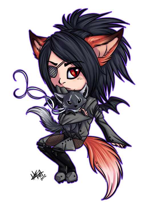 Gaia: Chibi Nygh Nightless