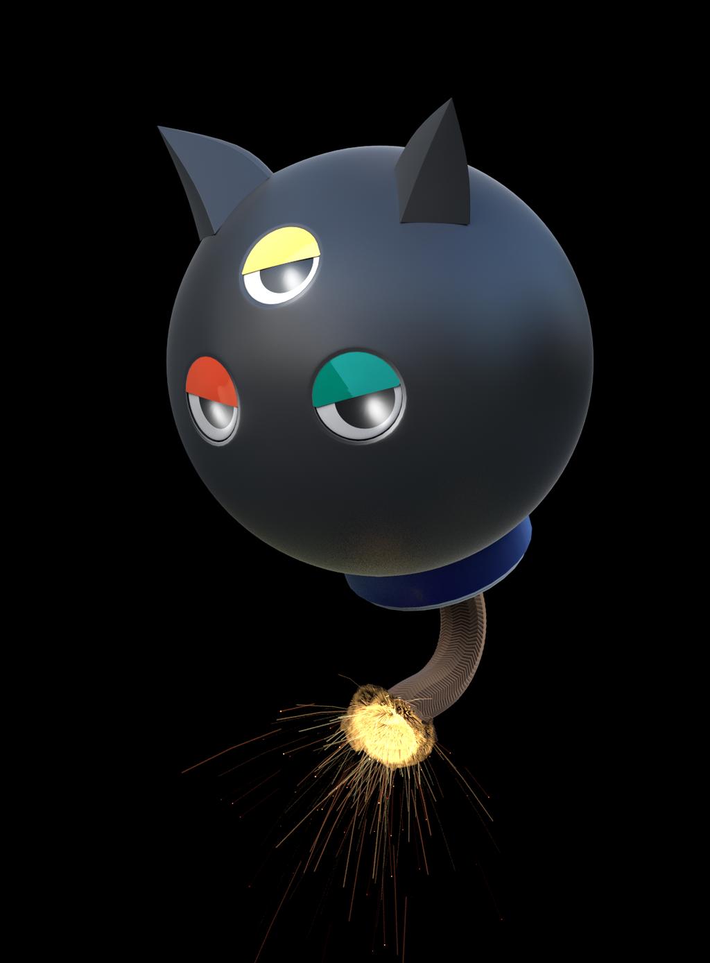 Bombmon