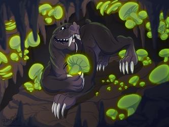 [t] Mushroom Monster