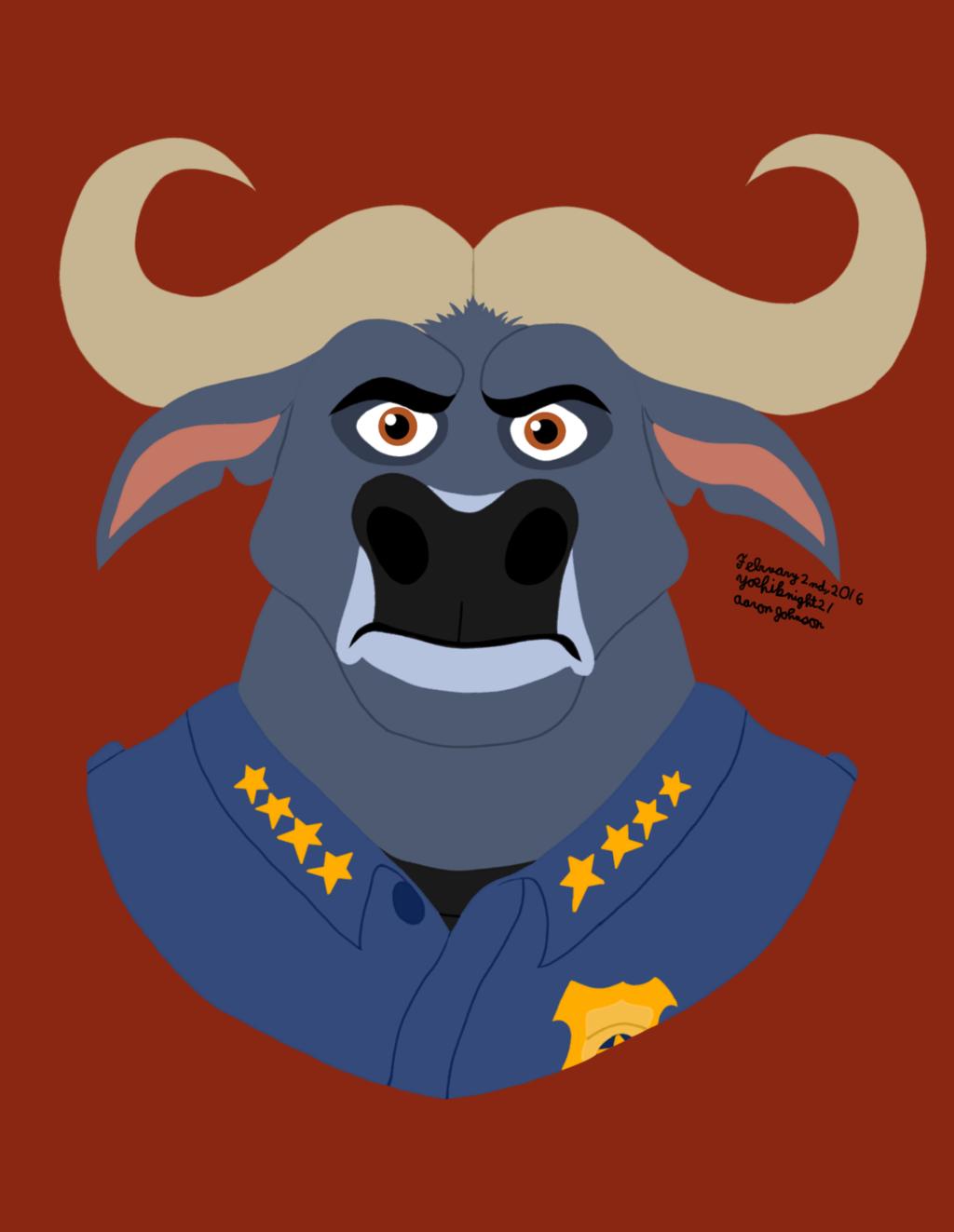 Chief Bogo (Disney)