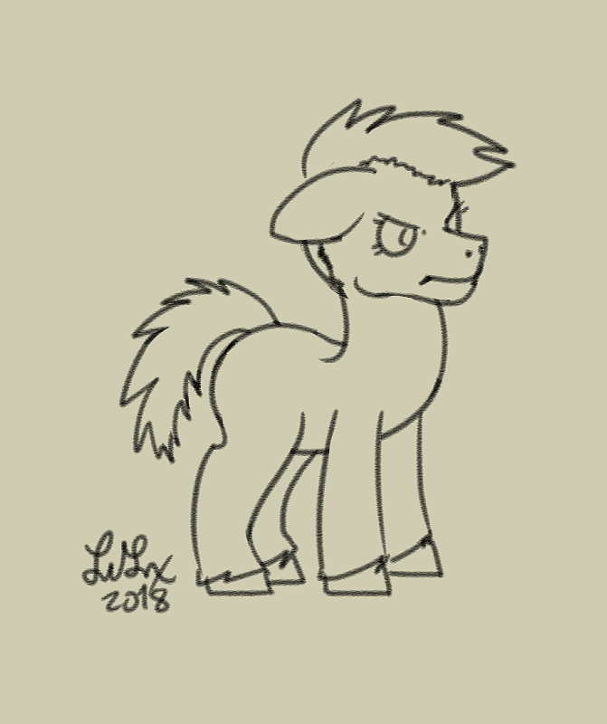 Angry Pone