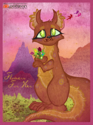 (Spyro the Dragon) Flowers for Her