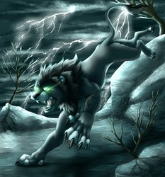 YCH - Were-storm