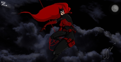 Bat Girl/Woman
