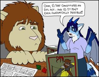 Commission: Character Development