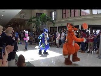 Megaplex 2021 Fursuit Parade