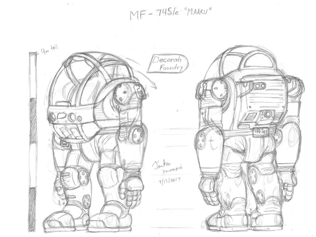 MF-74Se Maaru - Draft
