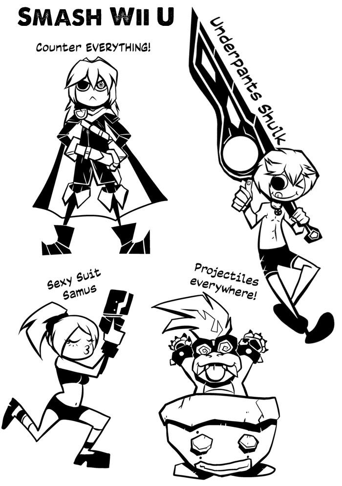 Smash Mains