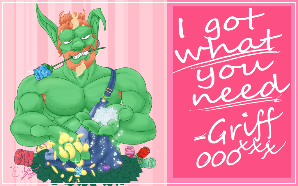 Valentines 2017 - Griff