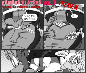 Famous 'Flateys Vol. 7 Preview