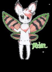 Moth Person Auction