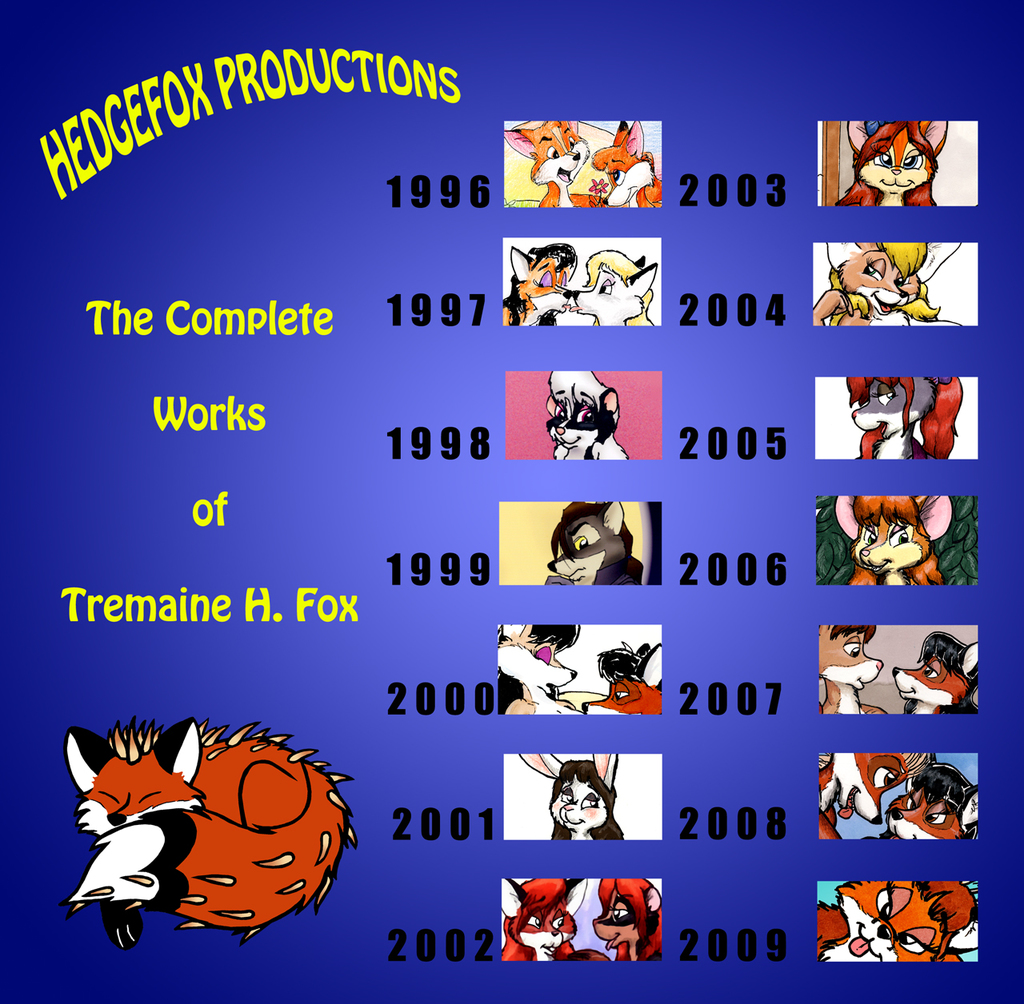 (2009) Hedgefox Productions Art DVD Cover