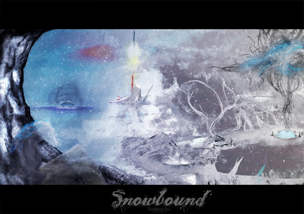 Painting//Snowbound
