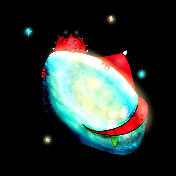Artober '20 - #24 Sparkles