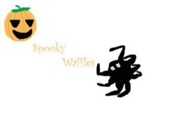 Spook Waffles