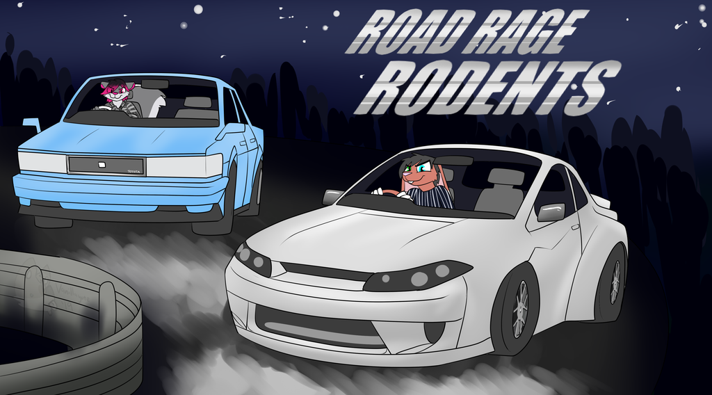 Road Rage Rodents