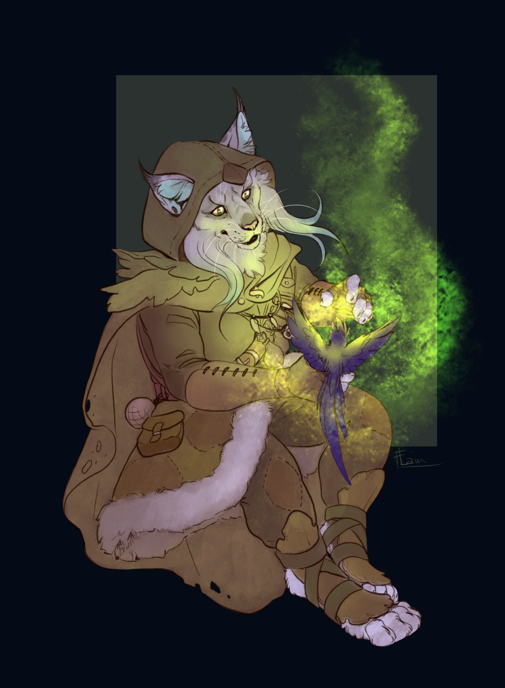 Most recent image: Forest Witch