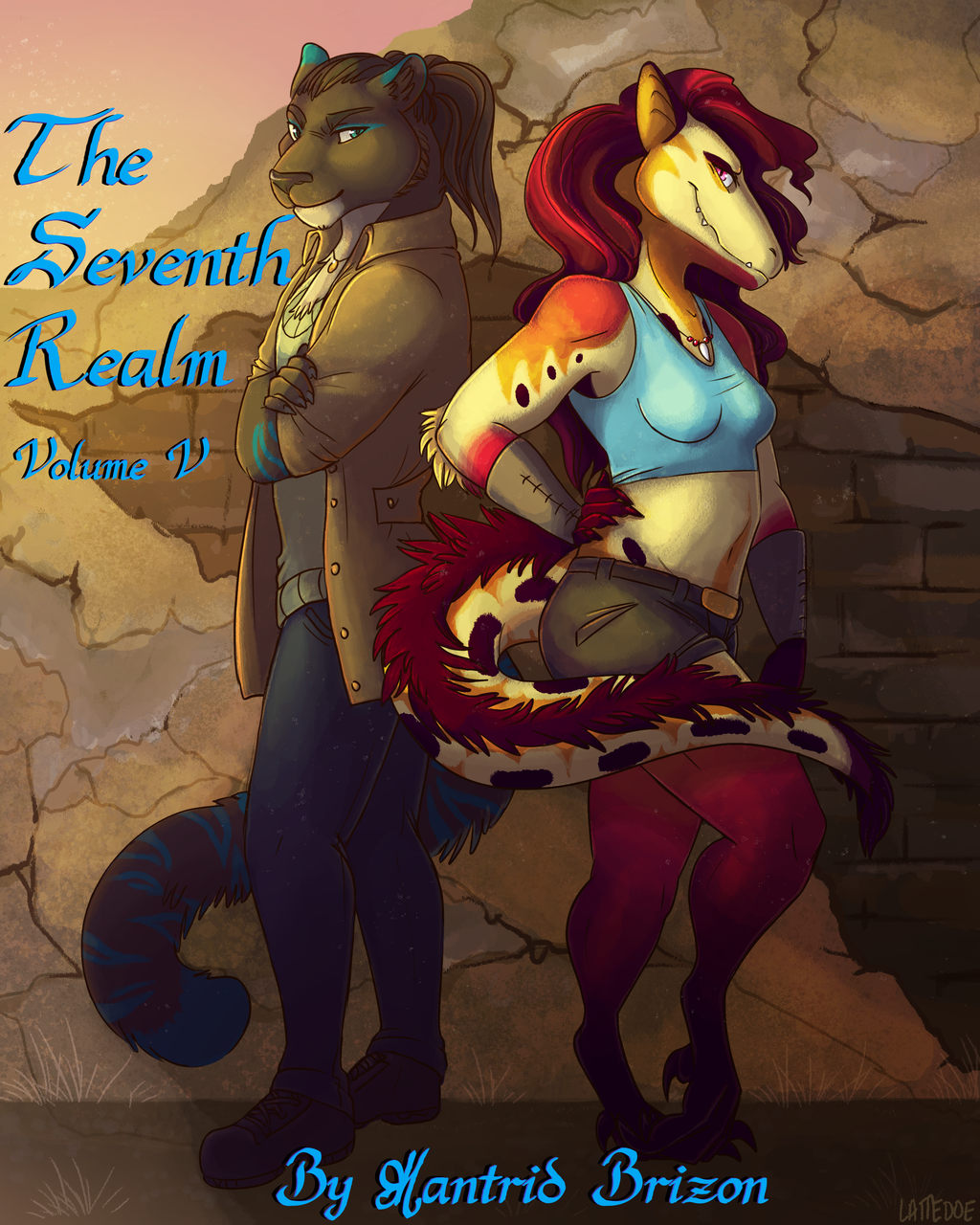 The Seventh Realm - Episode 50