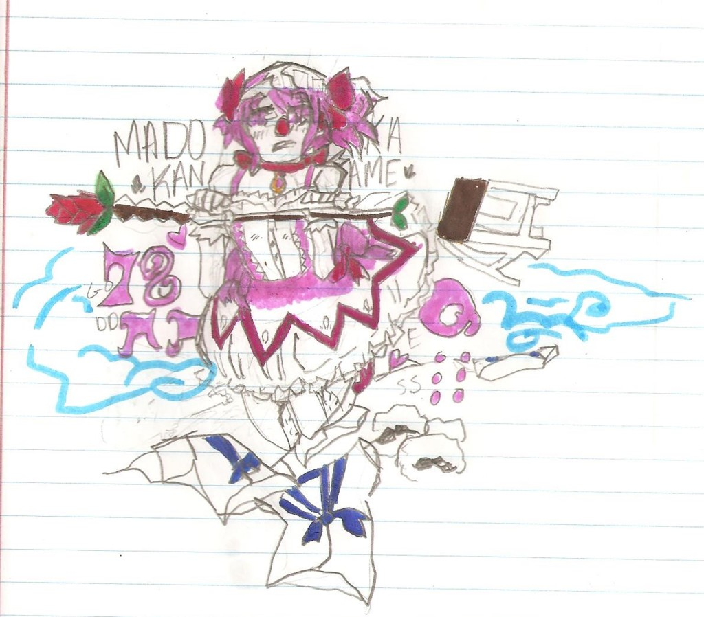 Madoka , the almighty