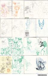 Sketchbook 75 - Part 5