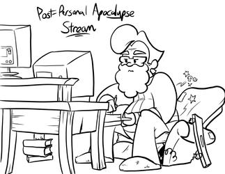 Post Personal Apocalypse Stream