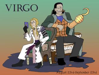 W.I.P. One Piece Horoscope: Virgo