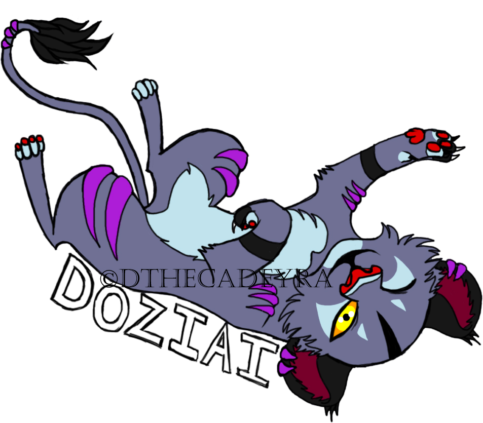 Most recent image: Personal - Doziai Badge