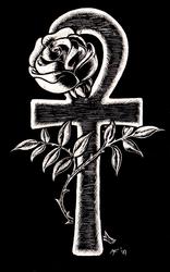 So goth, very ankh, much rose